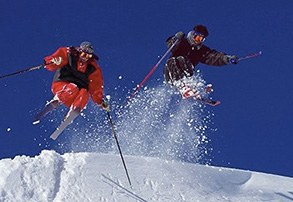 黑龙江亚布力滑雪